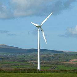 Comminuty Turbine